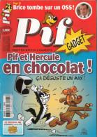 Pif Gadget N° 21 De Mars 2006 - Avec Lobo Tommy, Kid Franky, Gâbs, Bâtiment C, Dicentim, François Laurizon. Revue En TBE - Pif & Hercule