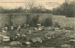 Brieres Les Scelles : Le Rucher Apiculture - France