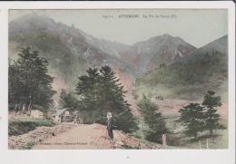 CPA - AUVERGNE - Le Pic De Sancy - Le Mont Dore
