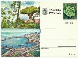 1977 - Spagna - Intero Postale 2/16 - Vacanze & Turismo