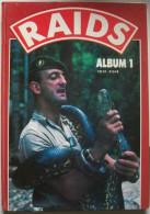 ALBUM NUMERO SPECIAL « RAIDS N°1 »  (contenant Les Revues N° 1.2.3.4.5.) - Libros