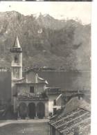 LIMONTA  LA CHIESA  PANORAMA.VIAGGIATA .NO-1950-FG-I 59.M - Como