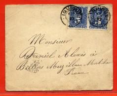 CHILI LETTRE DE 1897 DE IQUIQUE POUR MUZILLAC FRANCE - Chili