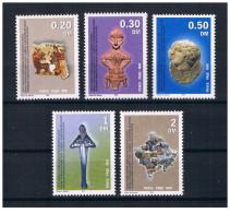 Kosovo - 2000 - Nuovo/new - Archeologia - Mi N. 1/5 - Kosovo