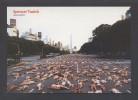 *Spencer Tunick - Nude Adrift* Barcelona 2003. Impreso Flyer. - Exposiciones