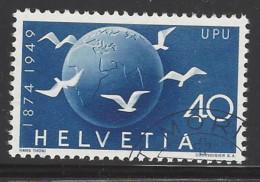 Svizzera - 1949 - Usato/used - UPU - Mi N. 524 - Officials