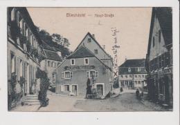CPA - BLIESKASTEL - Haupt Strasse Strabe ------------ CARL BETZLER - Saarpfalz-Kreis