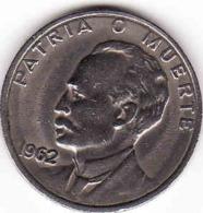 Cuba, 20 Centavos, 1962,  Copper-nickel - Cuba