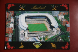 MADRID - Estadio SANTIAGO BERNABEU - Madrid