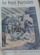PETIT PARISIEN1908N°1033: LES CHAUFFEURS DE LA DROME/PARIS VISITE ROI ET REINE DE SUEDE - Zeitungen