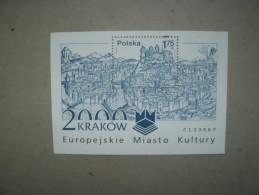 Polen   Mitläufer   Krakau  Kulturhauptstadt   2000      ** - Europäischer Gedanke