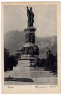 TRENTO - MONUMENTO A DANTE ALIGHIERI - Trento