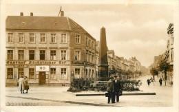 WURZEN - Friedrich Engels Platz. - Wurzen