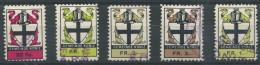 1313 - KÖNIZ Fiskalmarken - Fiscaux