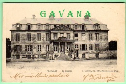 95 VIARMES - La Mairie - Viarmes