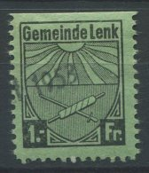 1321 - LENK Fiskalmarke - Fiscaux