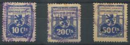 1323 - LOTZWIL Fiskalmarken - Fiscaux