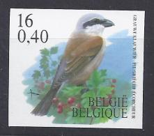 2931 Non Dentelé BUZIN - 1985-.. Birds (Buzin)