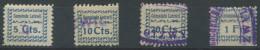 1324 - LOTZWIL Fiskalmarken - Fiscaux