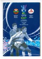 Programme Football 2005 2006 Shakhtar Donetsk (Ukraine Soviet Union) V LOSC Lille (France) UEFA Cup - Books