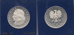 + POLOGNE + 100 ZLOTY 1976 + KAZEMIERZ PULAWSKI+ - Polonia