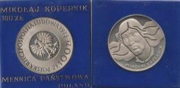 + POLOGNE + 100 ZLOTY 1973 + MENNICA KOPERNIK + - Polonia