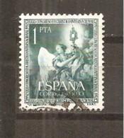 España/Spain-(usado) - Edifil  1117  - Yvert  Aéreo-255 (o) - Posta Aerea