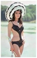 Sexy MICHELLE MERCIER Actress PIN UP Postcard - Publisher RWP 2003 (01) - Artiesten
