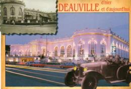 Deauville D´hier Et D´aujourd´hui - Le Casino. - Deauville