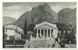 Cape Town - University - South Africa