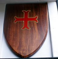 ITALIA -CREST ARALDICO CAVALIERI DEL SANTO SEPOLCRO CAPITOLO NAZIONALE AREZZO 2009 - Religione & Esoterismo