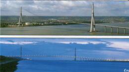 Le Pont De Normandie - Enjambe La Seine Entre Le Havre Et Honfleur - Honfleur
