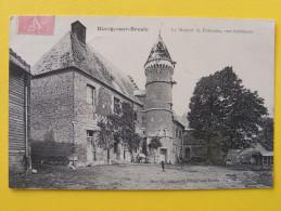 CPA Blangy-sur-Bresle (76) - Le Manoir De Fontaine, Vue Intérieure - Blangy-sur-Bresle