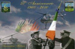 FROSINONE - 2010 - Scuola Elicotteri  72° Stormo - 1960 - 2010 - - Elicotteri