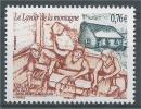 Saint Pierre And Miquelon, Lavoir, 2015, MNH VF - Unused Stamps