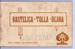 CORSE BASTELICA TOLLA OCANA CARNET DE 10 CARTES COMPLET A. TOMASI CYRNOS