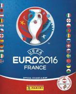 AK 0381  Panini Official Sticker Album UEFA EURO2016 - Neu Mit 24 Sticker - Sports