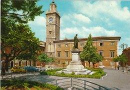 L ' AQUILA - F/G  Colore -  Palazzo Di Giustizia (160110) - L'Aquila