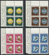 1333 - 1948 OLYMPIADE ST. MORITZ - Postfrische Serie - Schweiz