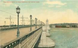BOSTON - West Boston Bridge Between Cambridge And Boston - Boston