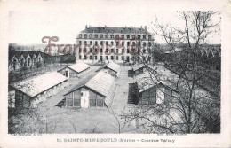 (51) Sainte Ste Menhould - Caserne Valmy - 2 SCANS - Sainte-Menehould