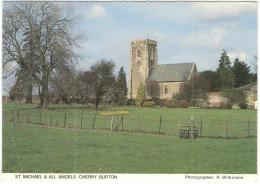 GB - Regno Unito - GREAT BRITAIN - Cherry Burton - St. Michael & All Angels - Wrote But Not Sent - Zonder Classificatie