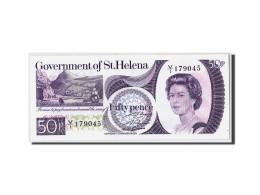 Sainte Hélène, 50 Pence, Non Daté (1979), KM:5a, NEUF - Saint Helena Island