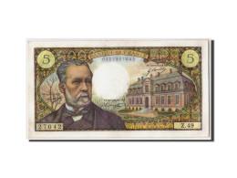 France, 5 Francs Pasteur, 1967-05-05, KM:146b, Fayette : 61.5, SPL - 5 F 1966-1970 ''Pasteur''
