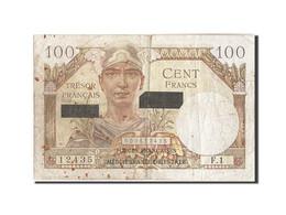 France, 100 Francs, 1955-1963 Treasury, 1956, Undated (1956), KM:M11a, TB, Fa... - 1955-1963 Trésor Public