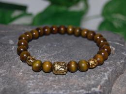 Handmade Beaded Bracelet,Elastic Fit All,Spirituality Bracelet,Mala,Pray,Yoga,Man,Woman,Boho,Folk,Meditation,Man,Woman - Bracelets