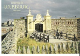 Fortress Louisbourg, Cape Breton, Nova Scotia   France's Last Stronghold In Nova Scotia - Cape Breton