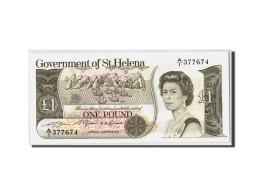 Sainte Hélène, 1 Pound, Non Daté (1981), KM:9a, NEUF - Saint Helena Island