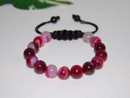 Gemstone Beaded Bracelet,Shamballa Style,Spirituality Bracelet,Mala,Pray,Yoga,Man,Woman,Boho,Folk,Meditation,Man,Woman - Bracelets