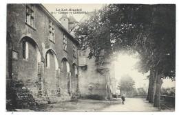 CPA - LE LOT ILLUSTRE - CHATEAU DE CARENNAC - Lot 46 - Edition Librairie Vertuel à Saint Céré - France